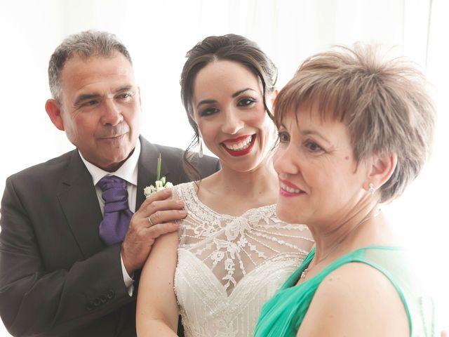 La boda de José y Iris en El Puig, Valencia 35