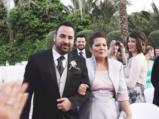 La boda de José y Iris en El Puig, Valencia 41