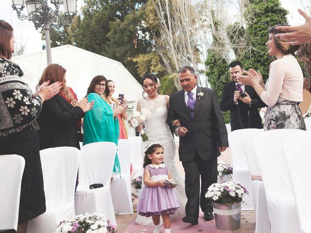 La boda de José y Iris en El Puig, Valencia 43