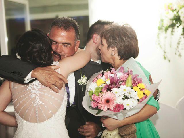 La boda de José y Iris en El Puig, Valencia 57