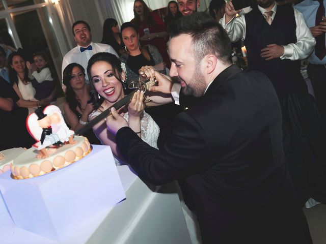 La boda de José y Iris en El Puig, Valencia 58
