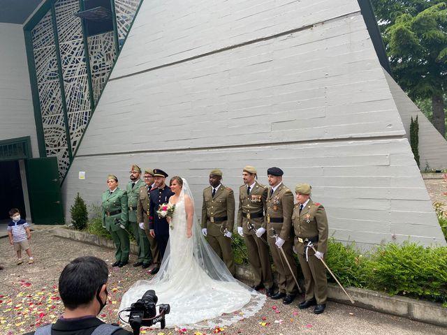 La boda de Fran y Zule en Becerril De La Sierra, Madrid 3