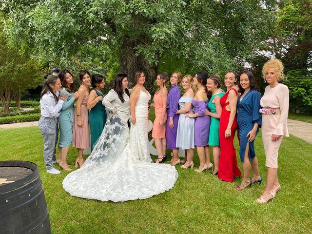 La boda de Fran y Zule en Becerril De La Sierra, Madrid 4