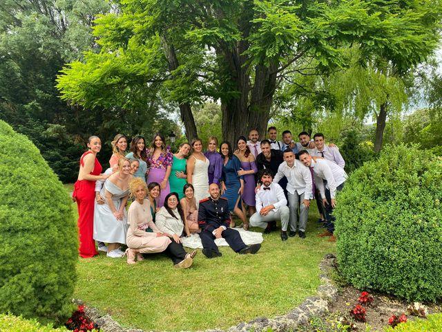 La boda de Fran y Zule en Becerril De La Sierra, Madrid 6