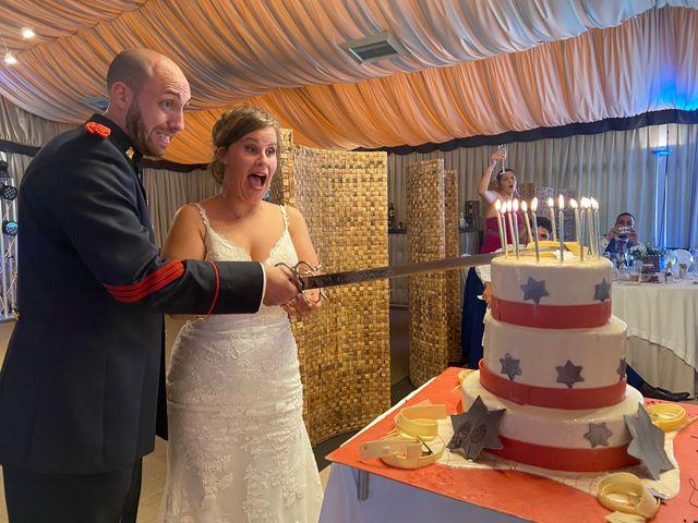 La boda de Fran y Zule en Becerril De La Sierra, Madrid 7