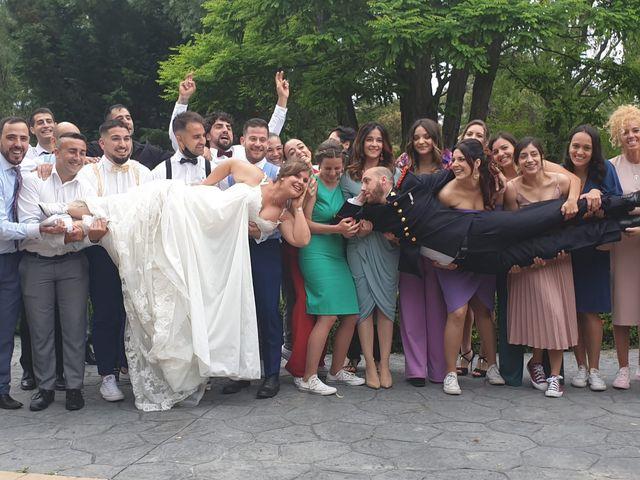La boda de Fran y Zule en Becerril De La Sierra, Madrid 1