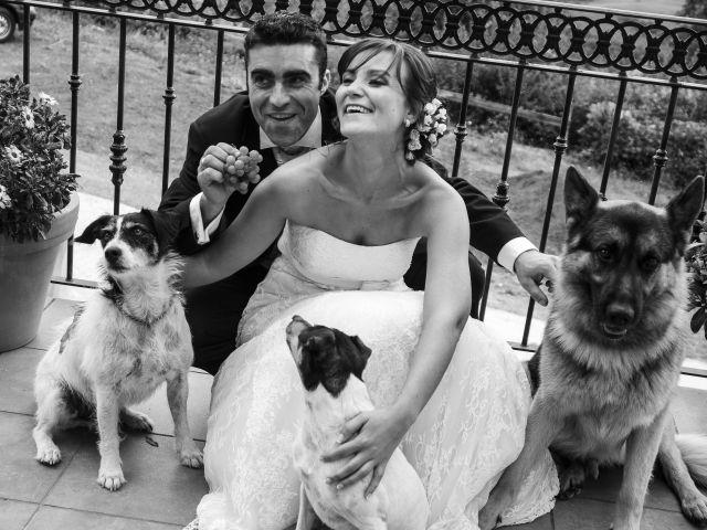 La boda de Vanessa y Xabier en Bilbao, Vizcaya 5