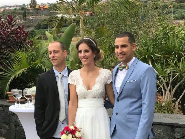 La boda de Salva y Desire en Los Realejos, Santa Cruz de Tenerife 6