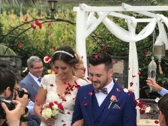 La boda de Salva y Desire en Los Realejos, Santa Cruz de Tenerife 8
