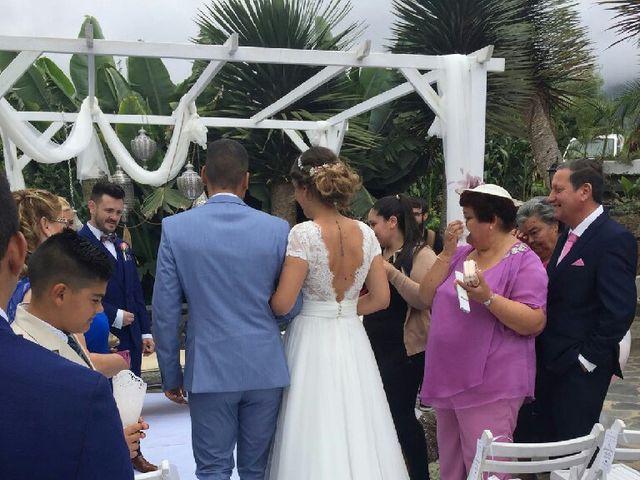 La boda de Salva y Desire en Los Realejos, Santa Cruz de Tenerife 9