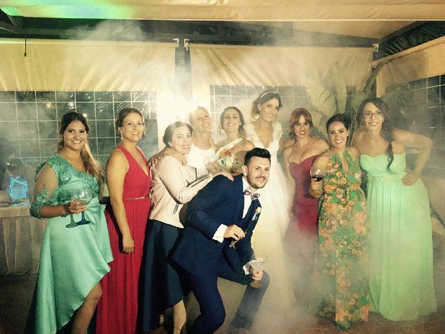 La boda de Salva y Desire en Los Realejos, Santa Cruz de Tenerife 10
