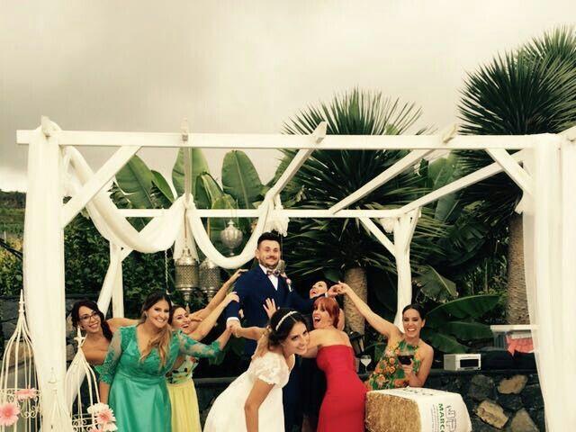 La boda de Salva y Desire en Los Realejos, Santa Cruz de Tenerife 11