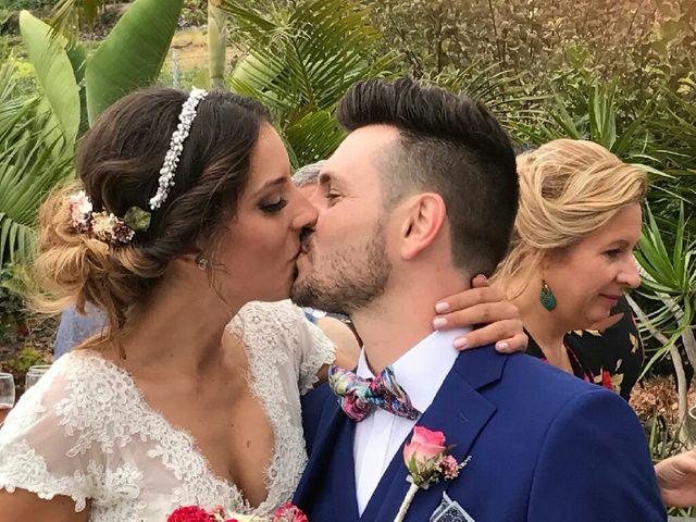 La boda de Salva y Desire en Los Realejos, Santa Cruz de Tenerife 12
