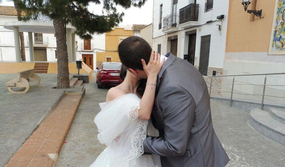 La boda de Javier  y Encarna  en Benetússer, Valencia