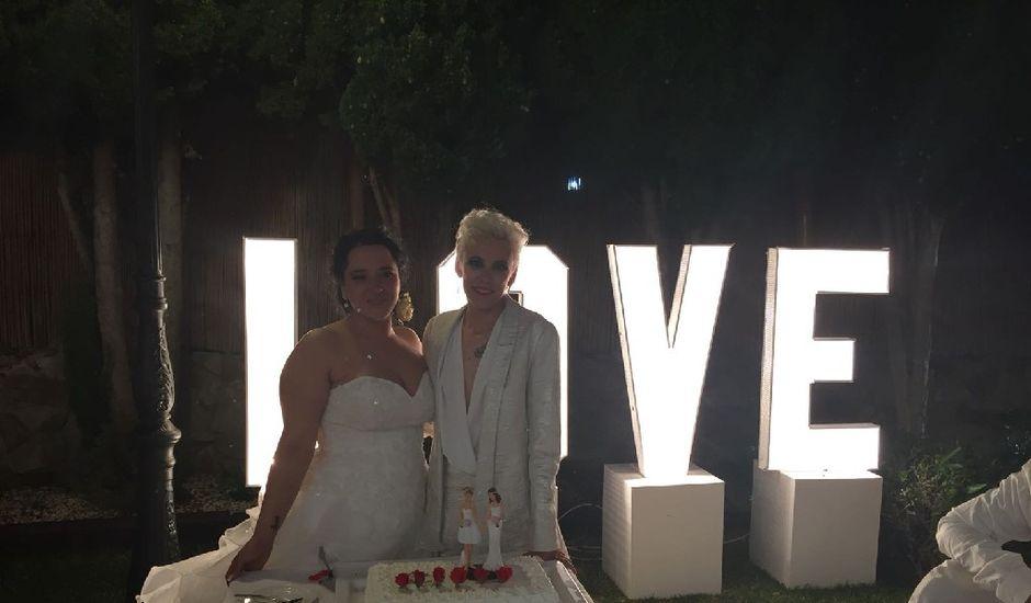 La boda de Sandra y Andrea en Zahara De Los Atunes, Cádiz