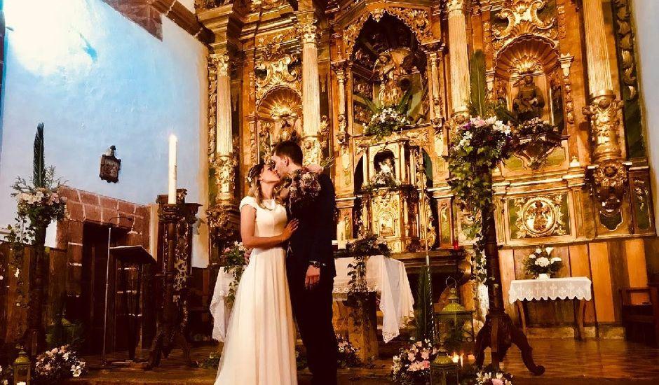 La boda de Ruben y Marta en Montefurado, Lugo