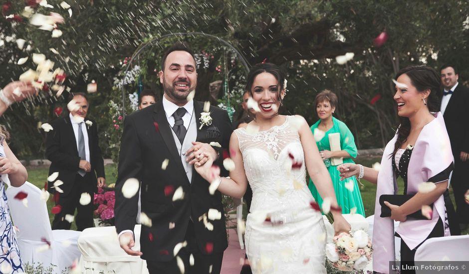 La boda de José y Iris en El Puig, Valencia