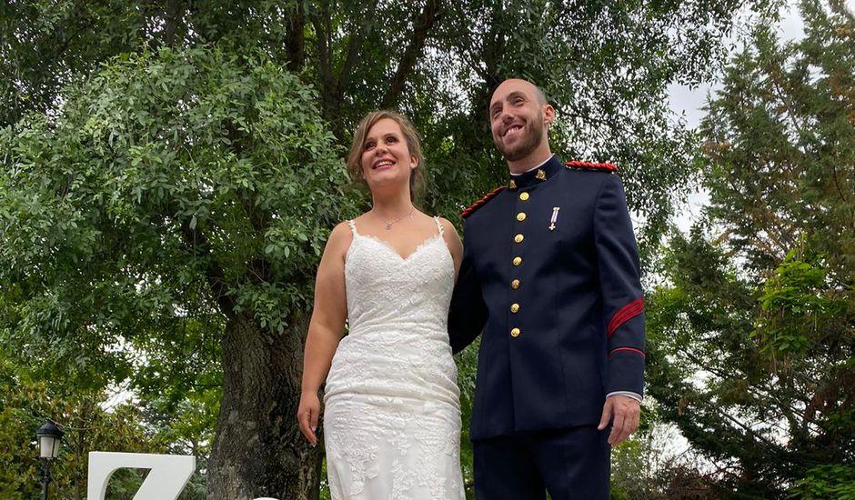 La boda de Fran y Zule en Becerril De La Sierra, Madrid
