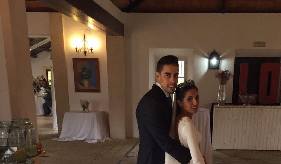 La boda de Roberto y Cristina  en Carmona, Sevilla