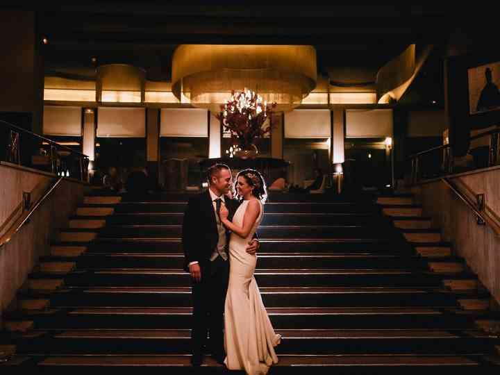 La boda de Edurne y Arkaitz