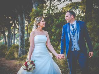 La boda de Damaris y Fortu