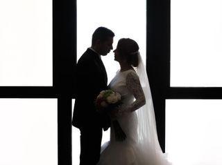 La boda de Toñi y Xuster