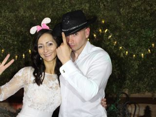 La boda de Eva y Emilio