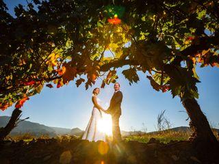 La boda de Olga y Fernando