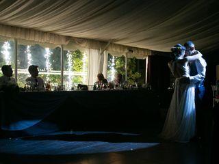 La boda de Eli y Alfredo