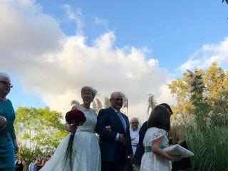 La boda de Angela y Sebastia 2