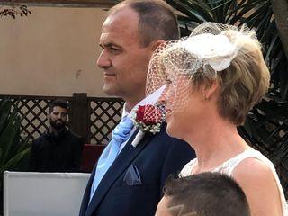 La boda de Angela y Sebastia 3