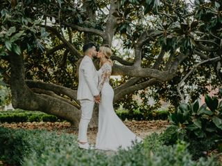 La boda de Josselyn y Cristian