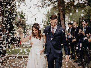 La boda de Irene y J. Bernabé