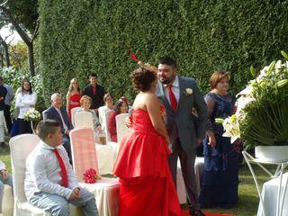 La boda de SANTI y MARIA 1