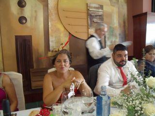 La boda de SANTI y MARIA 2