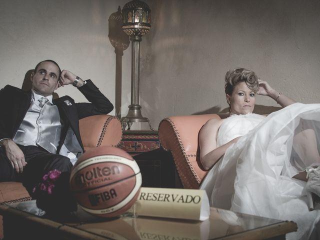 La boda de Alejandro y Cristina en Jerez De La Frontera, Cádiz 2