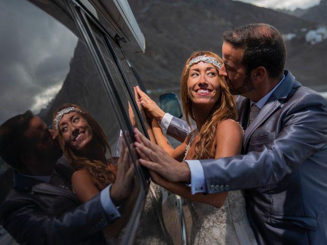 La boda de Jonnhy y Yurena en Candelaria, Santa Cruz de Tenerife 2