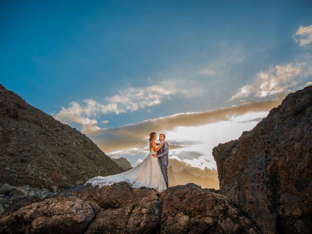 La boda de Jonnhy y Yurena en Candelaria, Santa Cruz de Tenerife 5