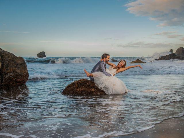La boda de Yurena y Jonnhy
