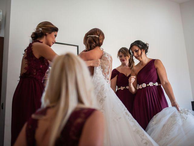 La boda de Jonnhy y Yurena en Candelaria, Santa Cruz de Tenerife 9