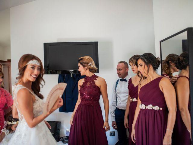 La boda de Jonnhy y Yurena en Candelaria, Santa Cruz de Tenerife 10