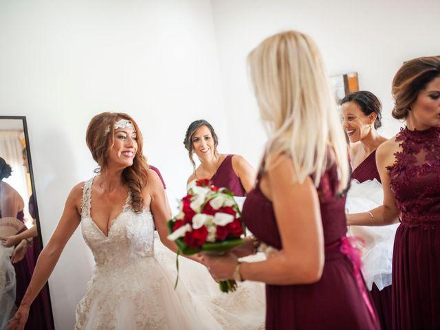 La boda de Jonnhy y Yurena en Candelaria, Santa Cruz de Tenerife 11