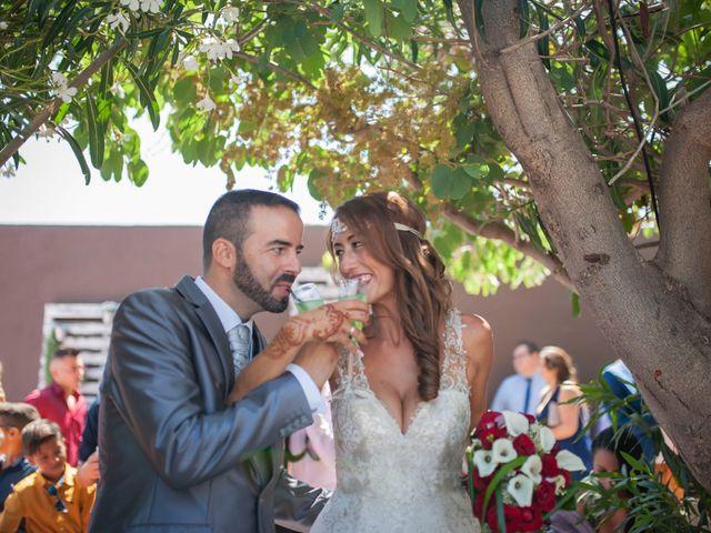 La boda de Jonnhy y Yurena en Candelaria, Santa Cruz de Tenerife 15