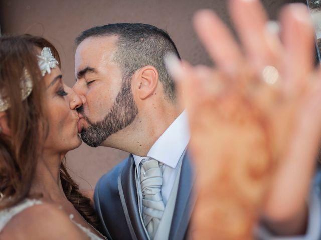 La boda de Jonnhy y Yurena en Candelaria, Santa Cruz de Tenerife 17