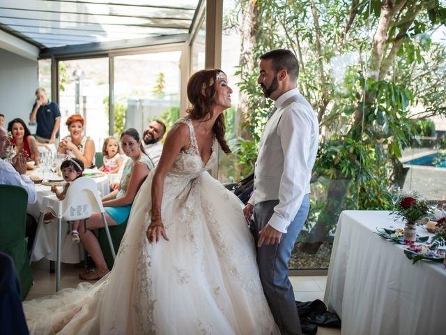 La boda de Jonnhy y Yurena en Candelaria, Santa Cruz de Tenerife 20