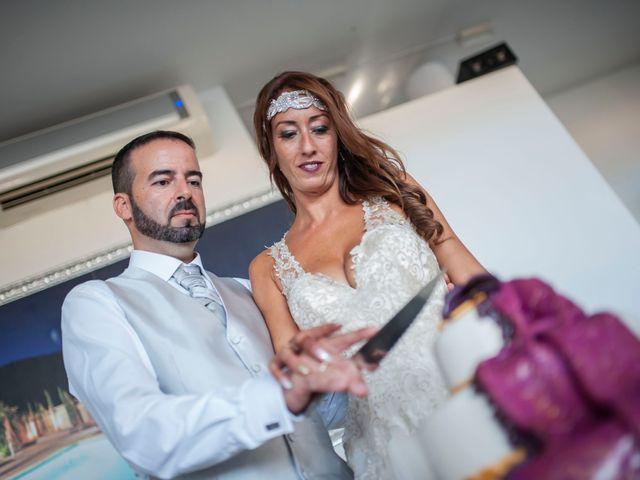 La boda de Jonnhy y Yurena en Candelaria, Santa Cruz de Tenerife 24