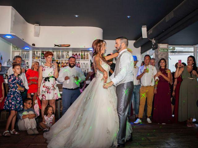 La boda de Jonnhy y Yurena en Candelaria, Santa Cruz de Tenerife 28