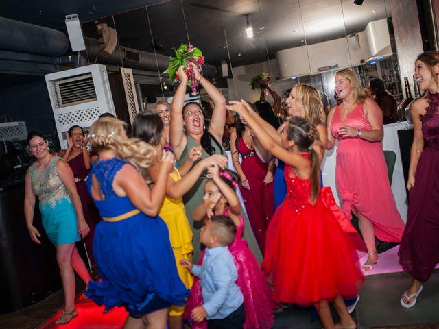 La boda de Jonnhy y Yurena en Candelaria, Santa Cruz de Tenerife 31
