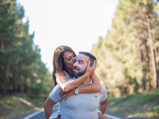 La boda de Jonnhy y Yurena en Candelaria, Santa Cruz de Tenerife 33