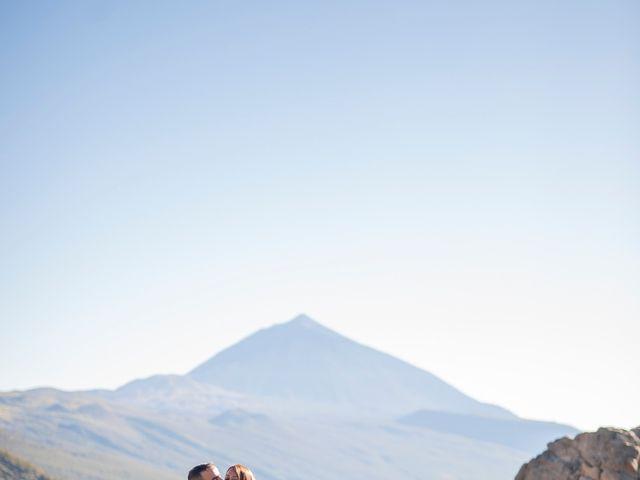 La boda de Jonnhy y Yurena en Candelaria, Santa Cruz de Tenerife 35
